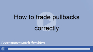 trading pullbacks correctly
